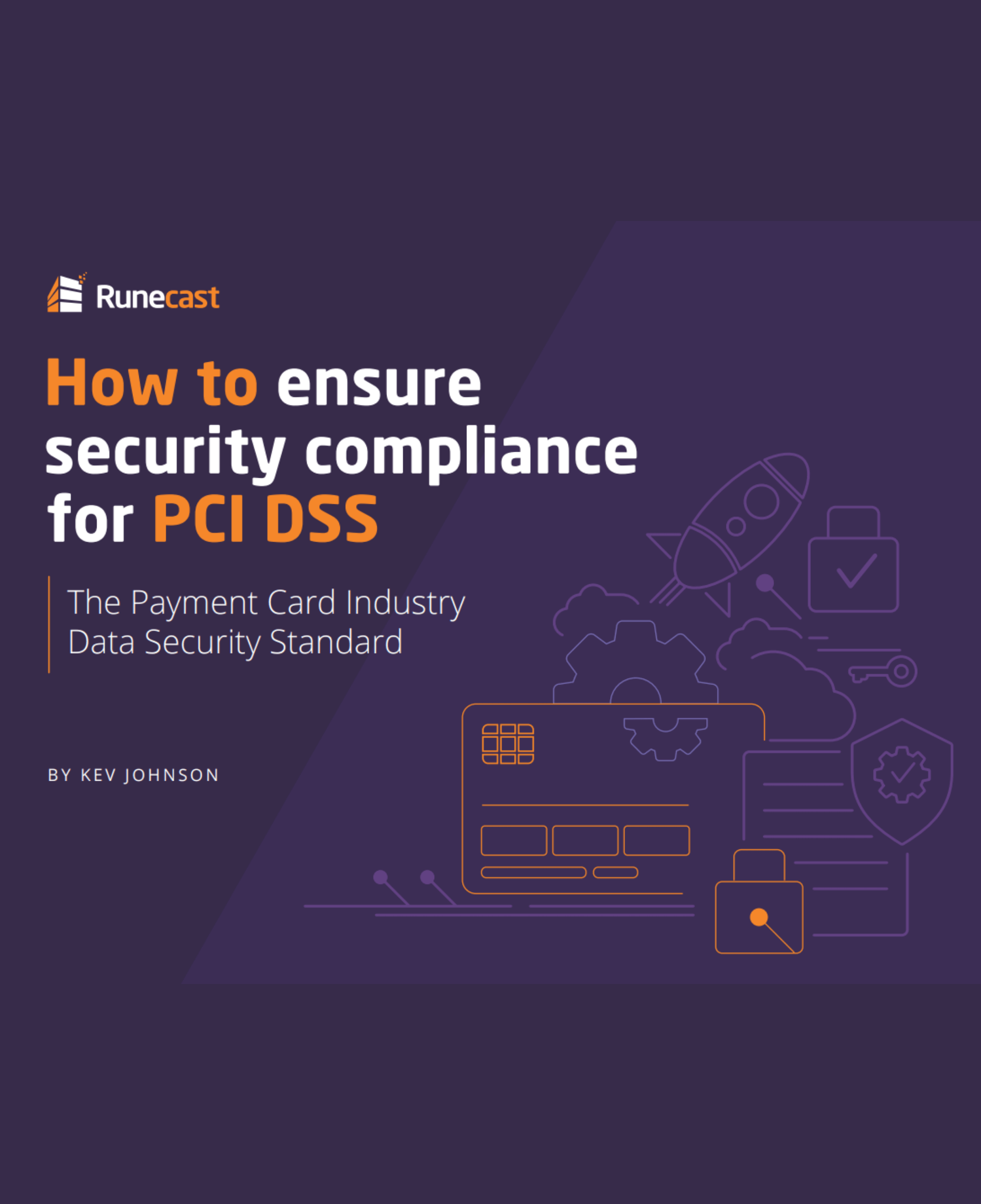 Security compliance for PCI DSS | Ebook
